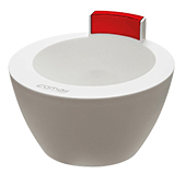 Treatment Bowl wit/rood